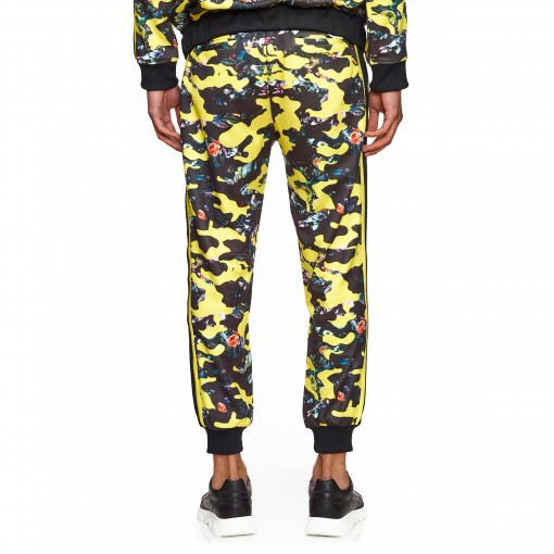 Track Pant with Print