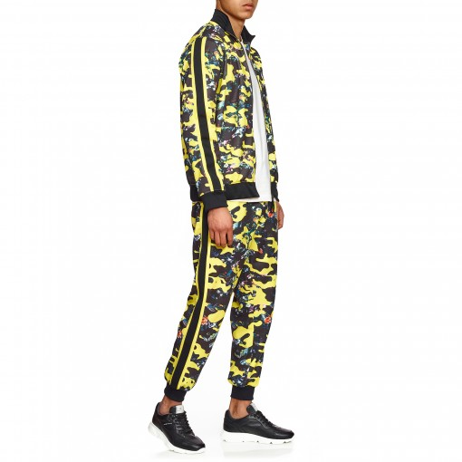 Track Suit with Print