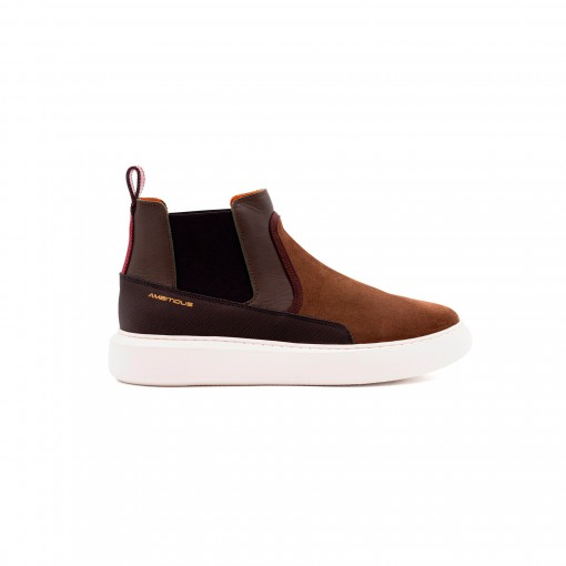 ECLIPSE High-Top Sneaker