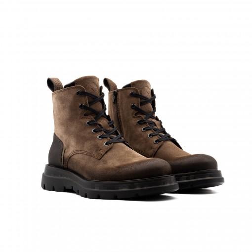 EDI Lace-Up Boots